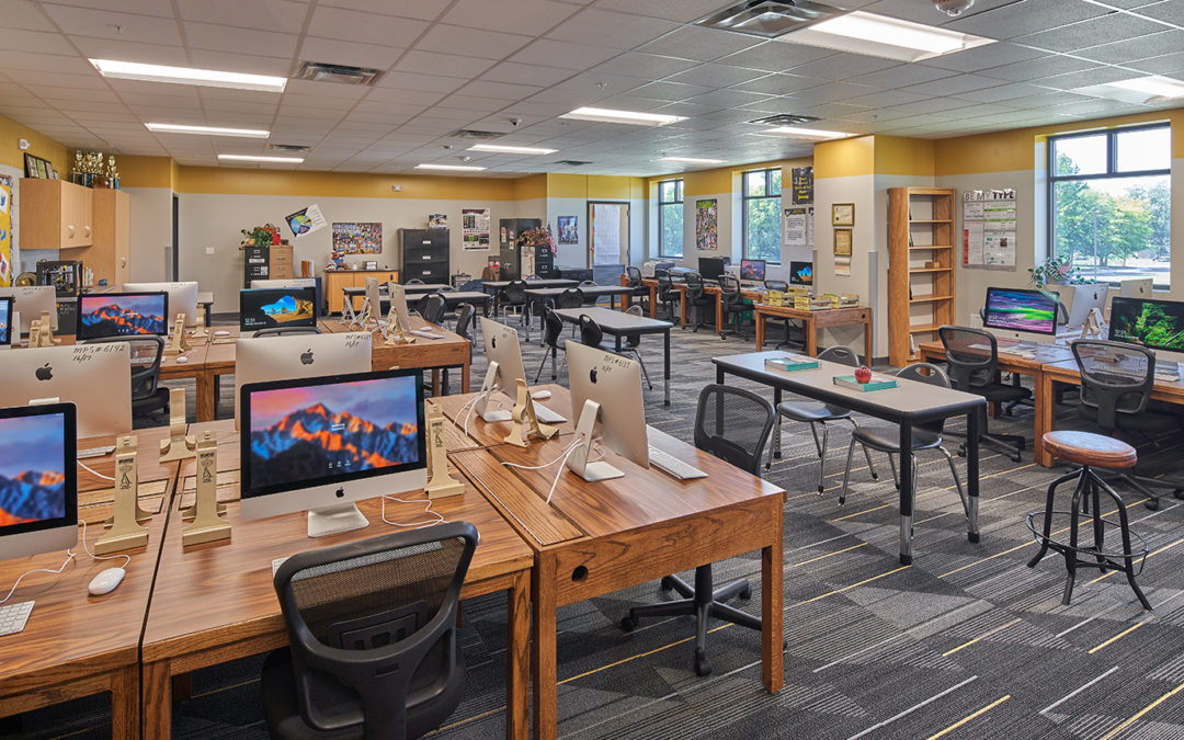 As School Districts Get Ready for Fall Return, Buildings Can Be Adapted for Increased Safety
