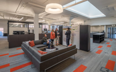 Cromwell Headquarters Achieves LEED Platinum Rating