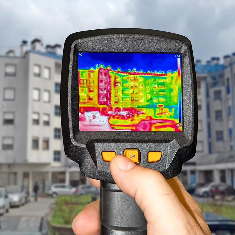 Building Thermal Imaging