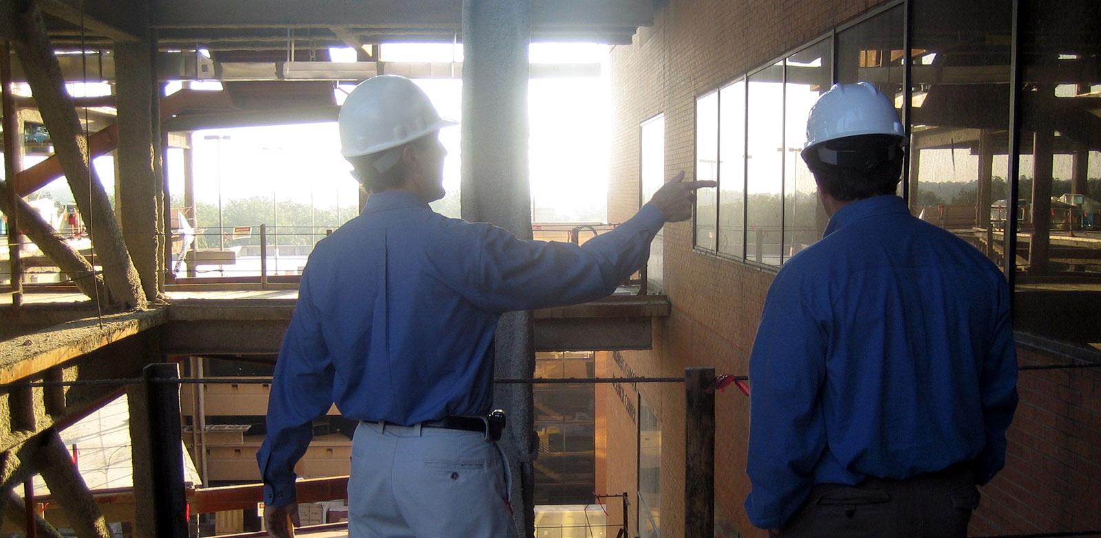 UAMS Construction