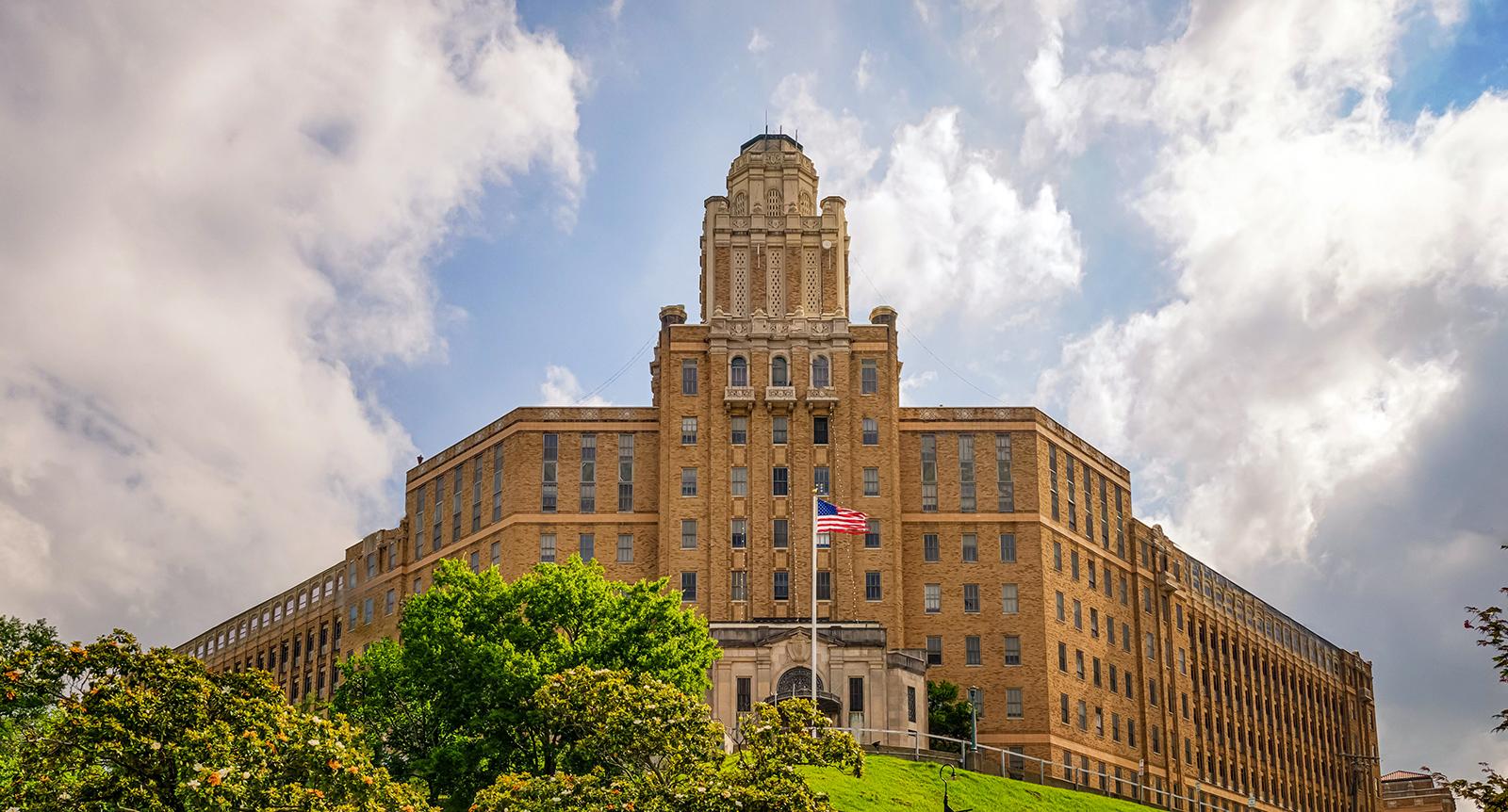 Image of Army Navy Hospital, Hot Springs, Arkansas