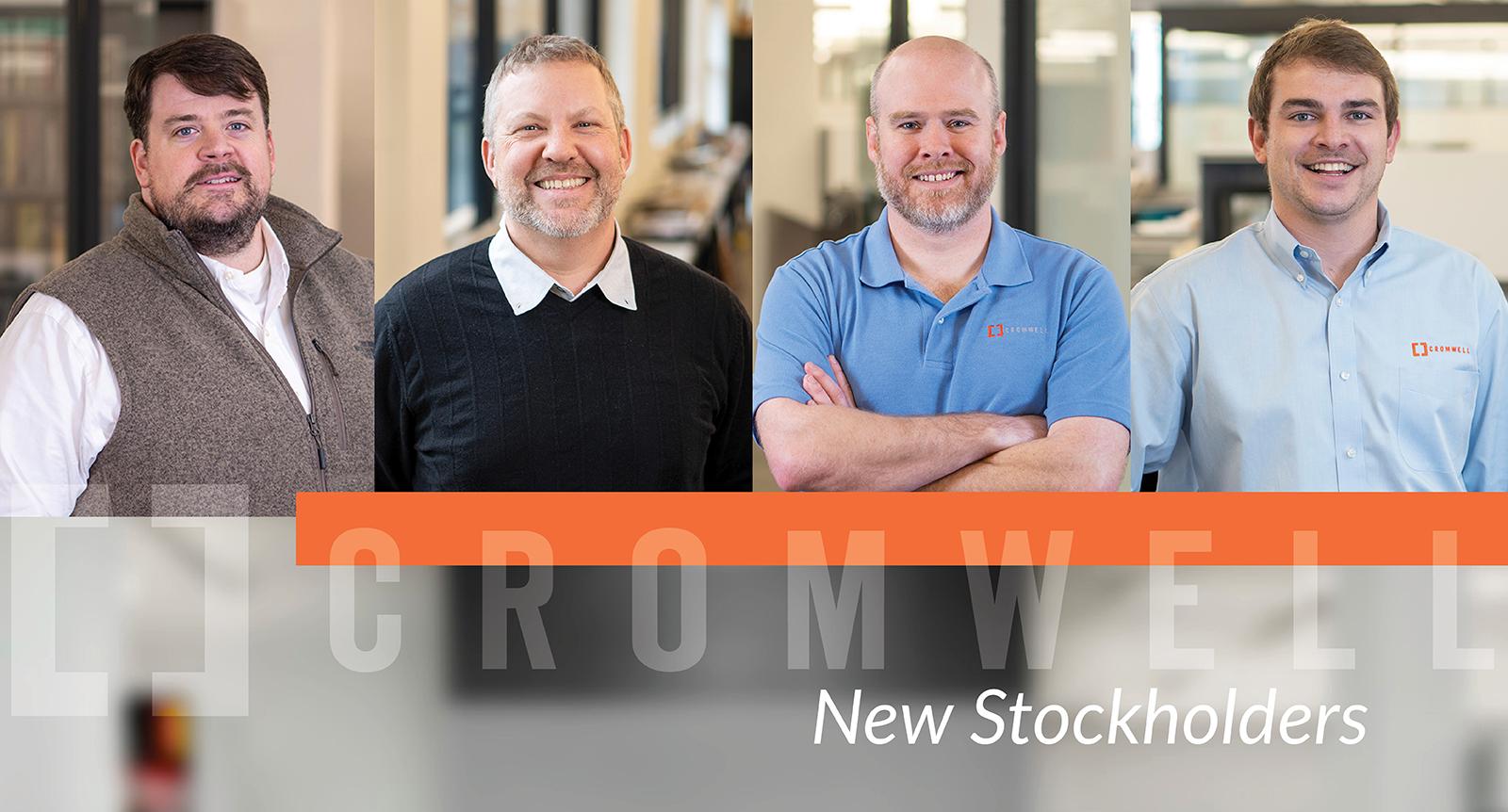 new stockholders