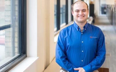 Matthew Kitsch Passes Professional Engineer Exam