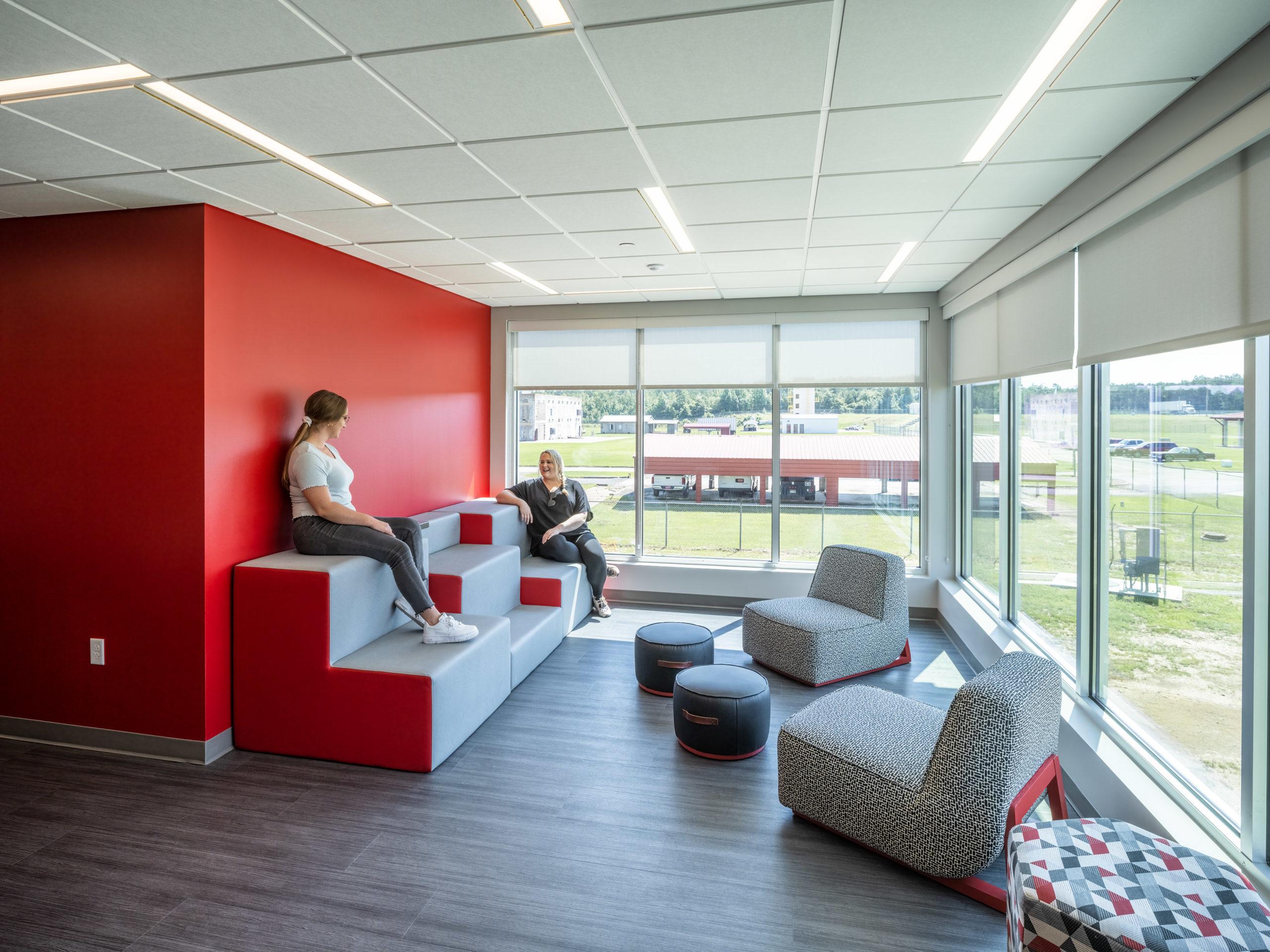 Image of ASUN Student Center Renovation interior